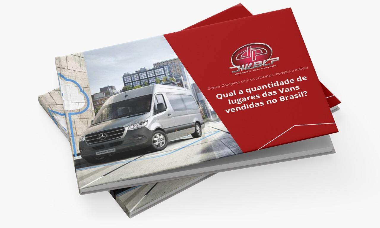 E-book Qual a quantidade de lugares das Vans vendidas no Brasil?
