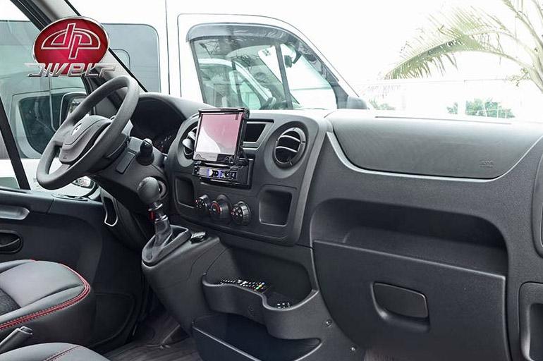 Grande desempenho e extremo conforto - A autonomia da Renault Master 2020 – Vale a pena saber!