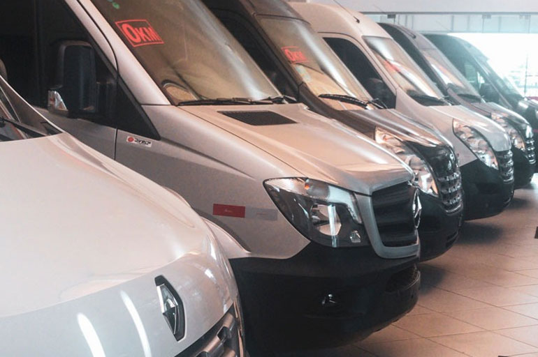 Fiat Ducato, Mercedes-Benz Sprinter ou Renault Master: Qual é a melhor van para carga?