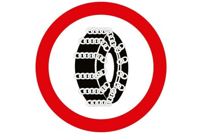 7.Uso obrigatório de corrente R-22