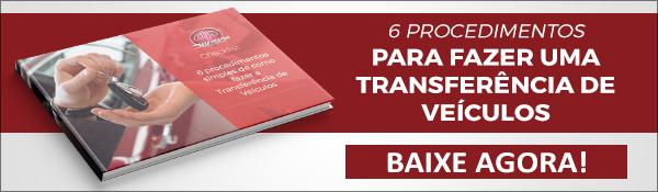 Checklist 6 procedimentos simples de como fazer a Transferência de Veículos