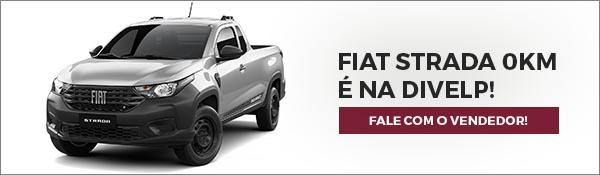 Fiat Strada é na Divelp. Fale com o vendedor!