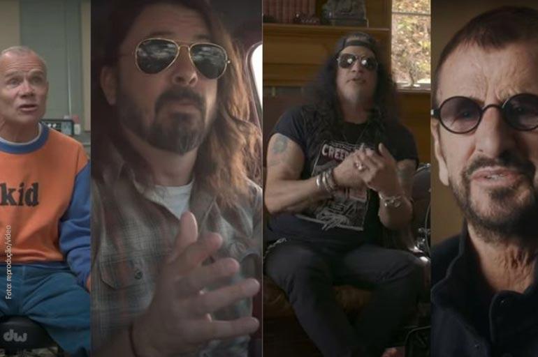 """""""What Drives Us"""": documentário relata a relação entre uma van e astros do rock"""