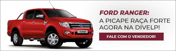 Ford Ranger é na Divelp. Fale com o vendedor!