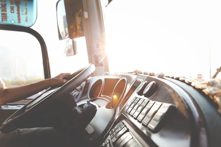 Qual a categoria de habilitação para dirigir motorhome?