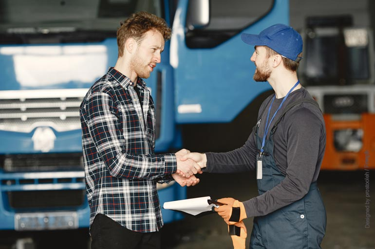 Cuidados com o caminhão: precauções e informações úteis sobre transporte de cargas