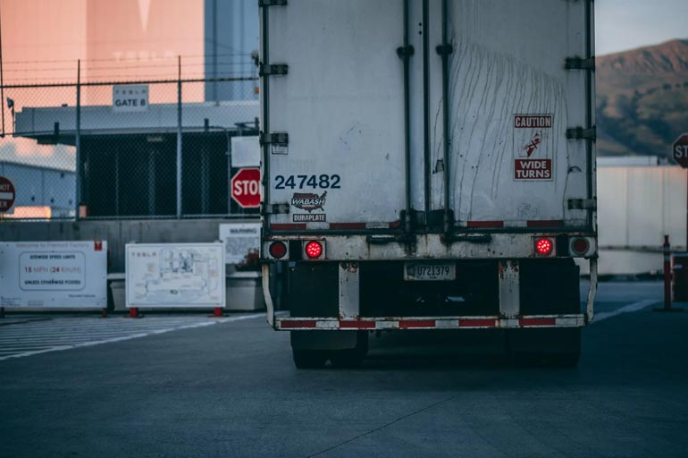 Tipo de caminhão ideal para sua carga