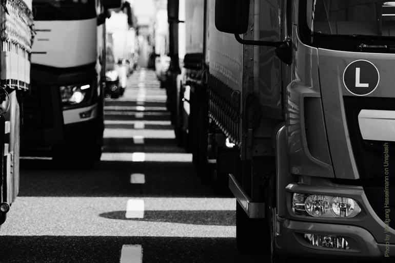 Como montar uma frota de caminhões em 7 etapas