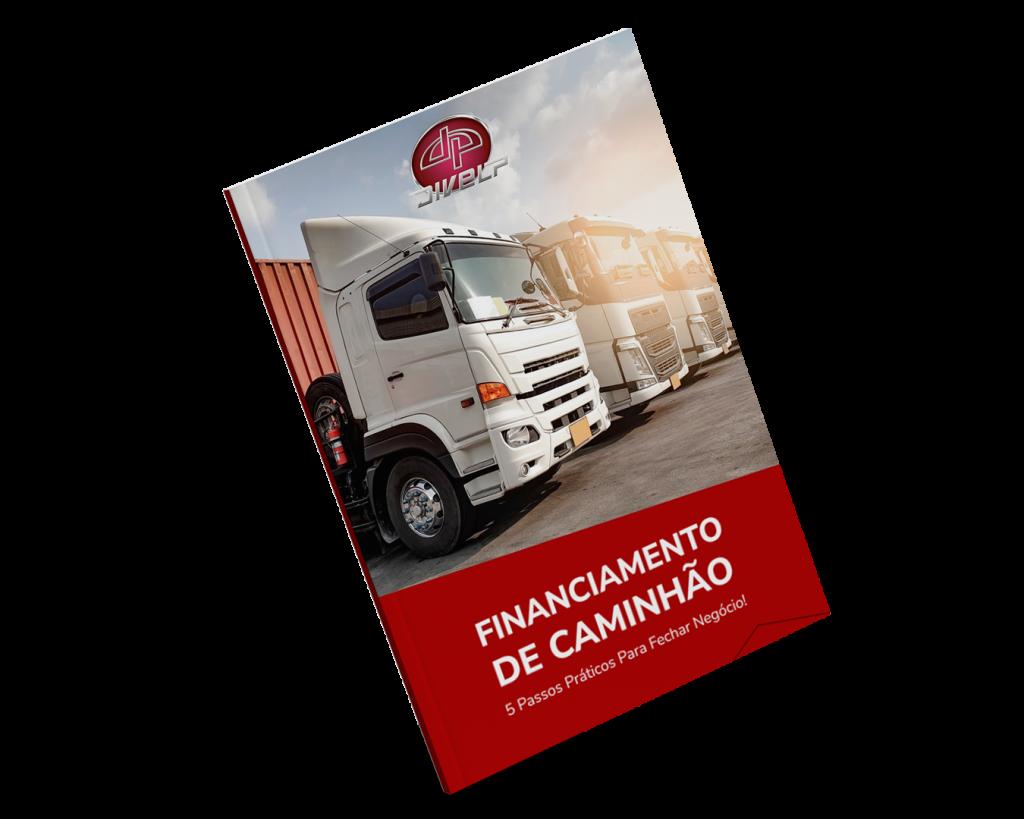E-book Financiamento de caminhão: 5 passos práticos para fechar negócio